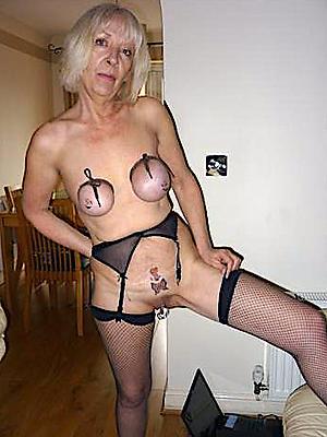 meagre 55 genre age-old women bared