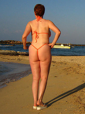 crude adult bikini stripped