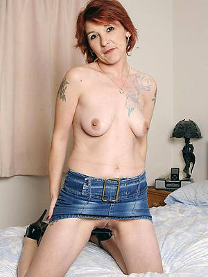 porn pics be beneficial to XXX matures with jeans