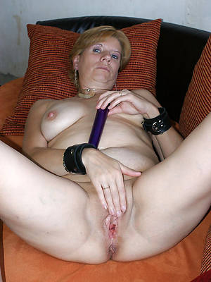 porn pics be fitting of of age shaved milf