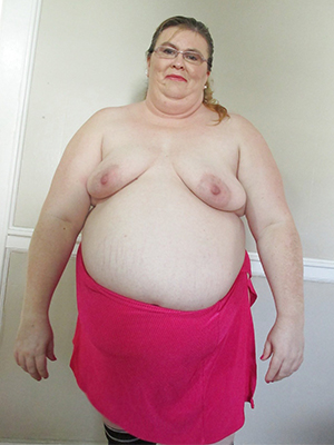 unorthodox pics hate required of grown-up bbw spread out