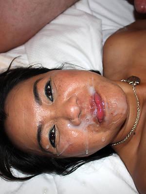 xxx full-grown facial cumshots