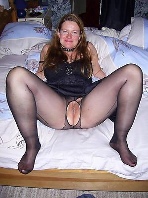 mature women in nylons Bohemian porn