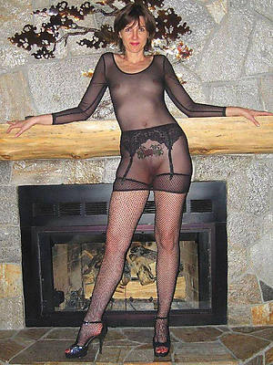 blue hot matures with respect to nylons