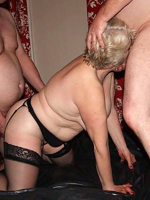 porn pics of mature spliced triptych