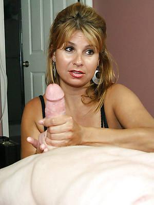 porn pics of mature wife handjob