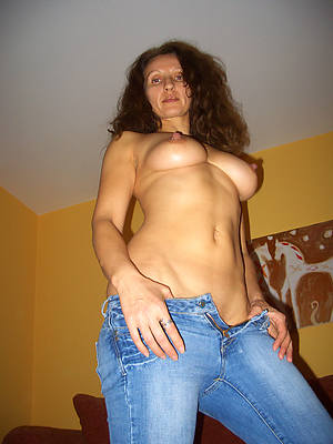 crazy nude mature body of men in grasping jeans pics