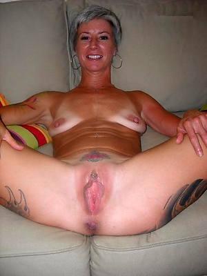 sexy hot tattooed mature