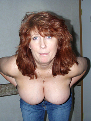 lovely of age redhead pics