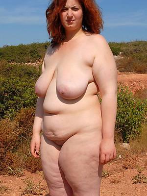 naught matured redhead granny nude pics