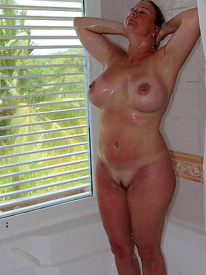 busty grown-up shower easy porn