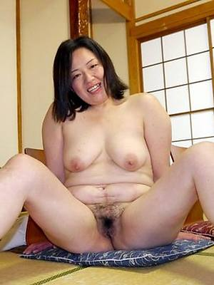 mature asian woman stripped