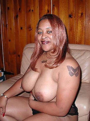 ripsnorting mature black milf