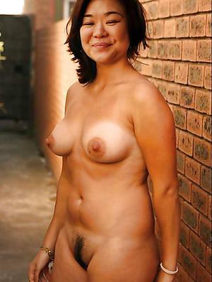 fantastic hairy asian mature porn pics