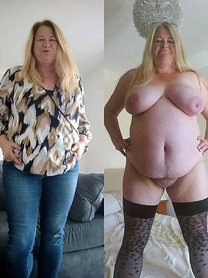 downright age-old women jean porn pics