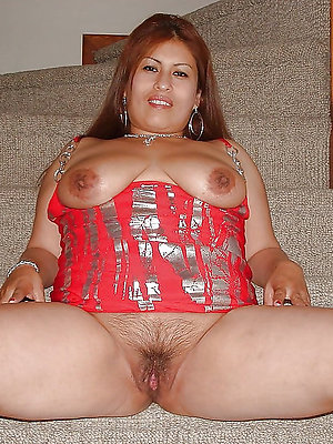crestfallen grown-up latina body of men pics