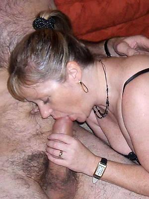 beautiful mature mature granny blowjob pics