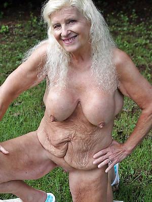 shorn old ladies tits pics