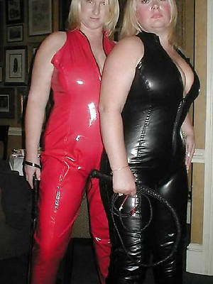 fantastic mature latex porn