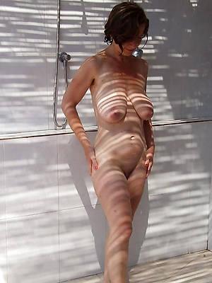 slutty mature women in put emphasize shower