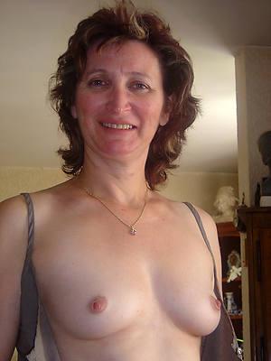 beautiful mature column with small tits photos