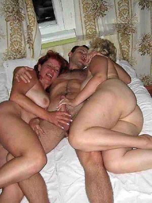 hotties mature milf triune porn photos