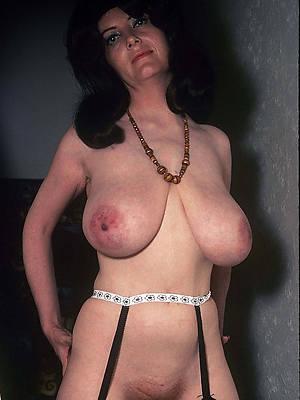 vintage porn mature titties nude