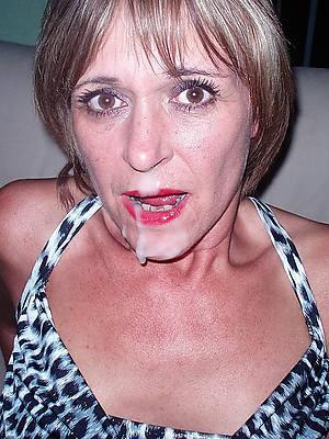 busty amatuer uk mature facials pics