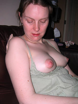 lovely puffed up of age nipples xxx porno