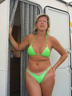 Mother bikini amateur you uneasy very