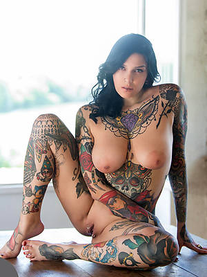 unfurnished tattoed old women dirty sex pics