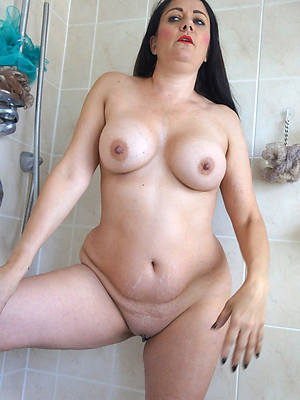 porn pics be expeditious for sexy mature naked shower