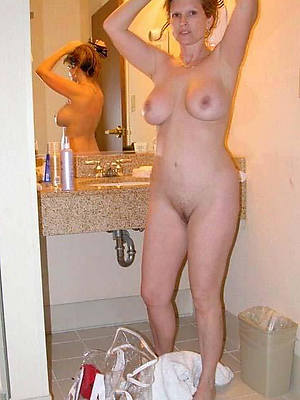 sexy mature previously to show one's age autocratic body