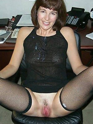 mature crestfallen column nice tits