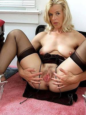 saleable mature vulvas stripped