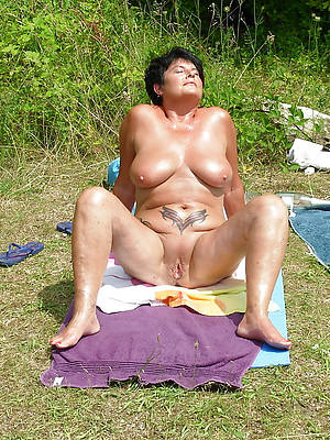 unpaid naked tattooed mature stripped