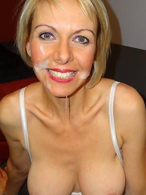 unconforming porn pics be advisable for grown up cum facials