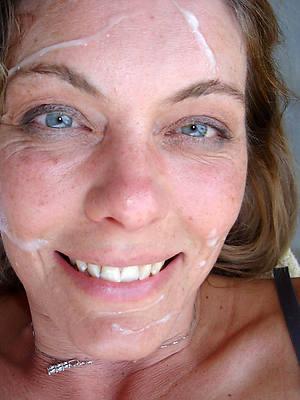 mature cum facials good hd porn photos