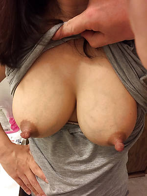 bloated nipples grown-up mommy porn