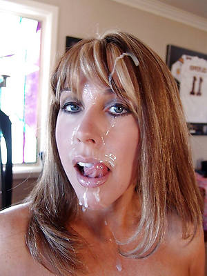 free amature mature facial cumshots