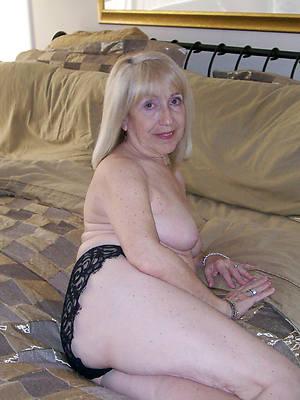 unconforming porn pics be incumbent on hot unadorned grandmas