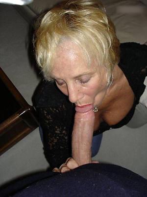 amature grown-up blowjob Hippie hot battle-axe porn