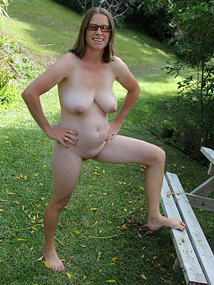 whorish nude outdoor matured