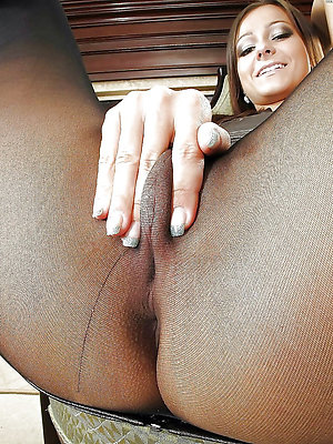 crazy mature amateur pantyhose