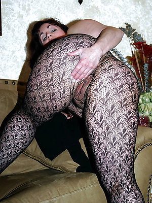 beautiful grown up pantyhose pussy