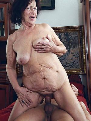 sexy naked adult grandma
