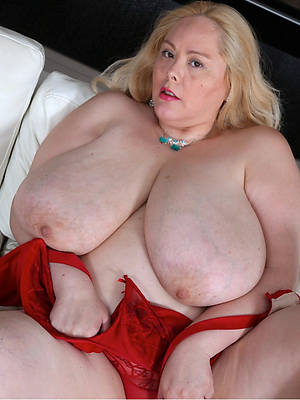 sweet undressed of age bbw picture