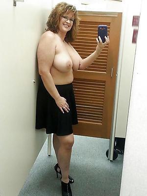 nutty grown-up downcast selfies xxx