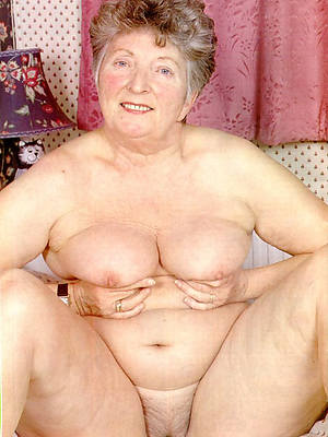 naked pics be proper of horny mature grandma
