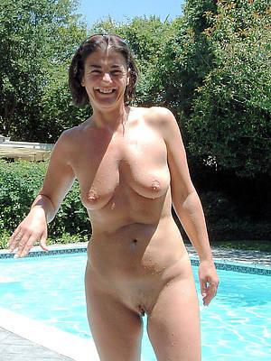 sweet undressed european mature fotos